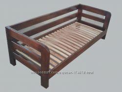Детская деревянная кровать Беби