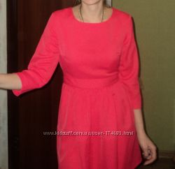 воздушное платье фирменное