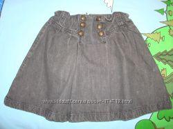 Джинсовая юбка Zara Kids