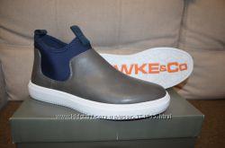 Стильные сникерсы сникеры слипоны туфли мокасины Hawke & Co