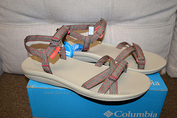 Спортивные сандалии Columbia Wave Train 42 размер