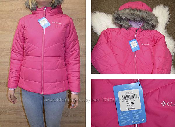 Яркая зимняя куртка Columbia Katelyn S-M 44-46 размер