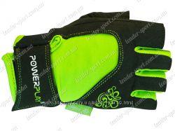Супер мега классные женские перчатки для фитнеса PowerPlay