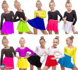 Одежда для танцев и гимнастики. Трико, лосины, юбочки.