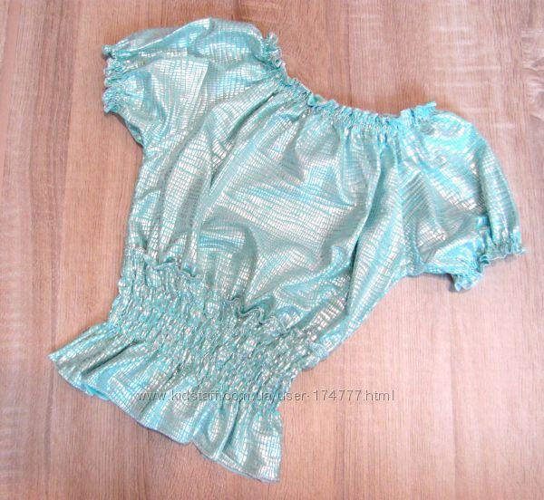 Распродажа Детские блузки р. 122-152 блузка