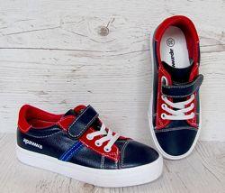 Р.30--34 Детские кроссовки туфли Apawwa 19-27