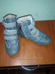 Демисезонные ботиночки Мальвина