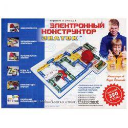 Конструктор - ЗНАТОК 320 схем