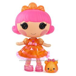 Кукла Малышка LALALOOPSY серии Сладкоежки - Бонбон с аксессуарами