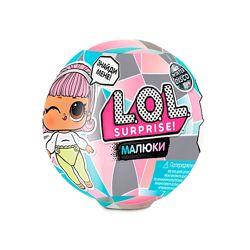Игровой набор L. O. L. SURPRISE серии Lil&rsquos Winter Disco - Малыши