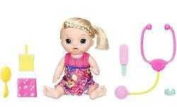 Интерактивная кукла Малышка у врача, Baby Alive Sweet Tears Baby  Hasbro