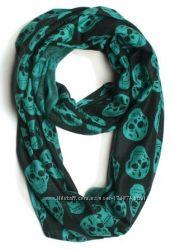 суперовые модные шарфы-снуды