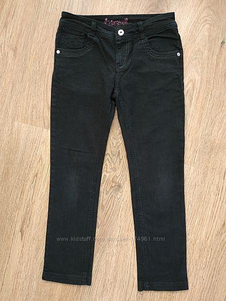 Джинсы Cherokee черные на 8-9 лет рост 134 -140 см