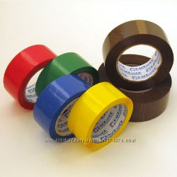 Скотч красный -синий-зеленый 45х40х200