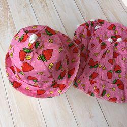 Нові панамки на дівчинку - 9 шт - всі одинакові
