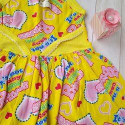 Готуємося до літа - плаття, костюмчики для дівчаток