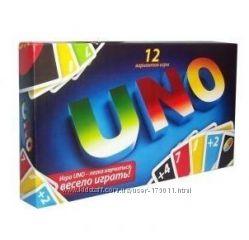 Настольная игра Уно Danko Toys