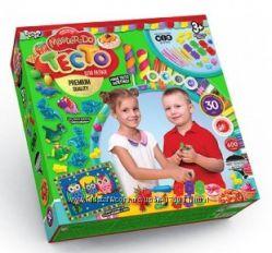 Тесто для лепки Danko Toys Master DO - 30 цветов