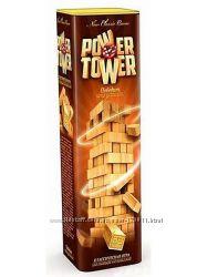 Игра Power Tower - Danko Toys - Vega Джанга - подарочная - 56 деталей
