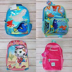 Рюкзак Disney и Walmart для школьников и дошкольников 180-380грн