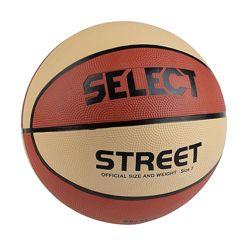Мяч для баскетбола SELECT Дания - размер 5, 6 и 7