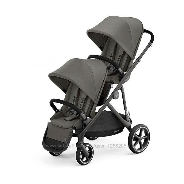 Прогулочная коляска для двойни Cybex Gazelle S