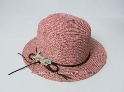 Шляпки летние с цветами новая коллекция