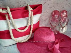 Модные пляжные наборы разные варианты