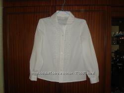 Блузка школьная нарядная