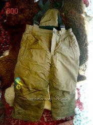 Детские комбезы, штаны