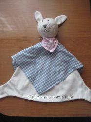 Платочки-слюнявчики для малыша3
