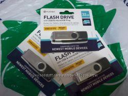 Флешка USB-microUSB Flash Drive 32Gb