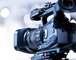 Видеосъемка мероприятий, онлайн трансляция