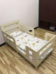 Кровать 160 Х 80, слоновая кость