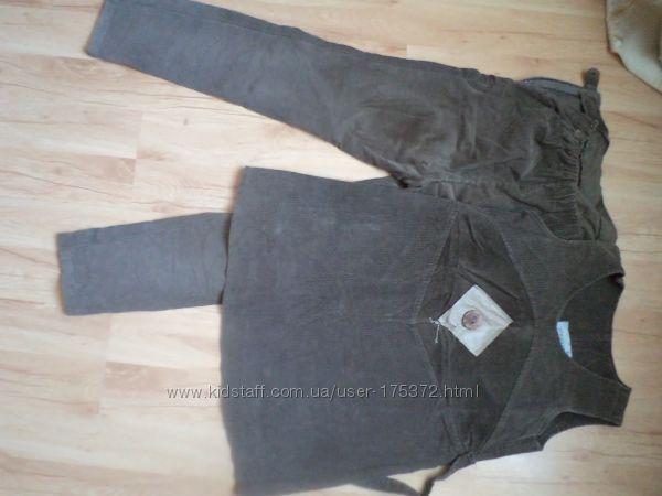 Костюм, комбинезон и джинсы для беременных