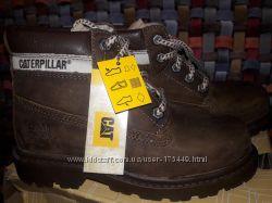 Фирменные ботинки caterpillar сша 30