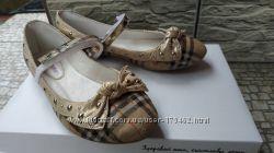 Шкіряні туфлі Minimen для дівчинки