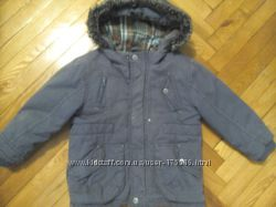 фирменная куртка на мальчика 2-3 года