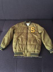Демисезонная куртка Zara на мальчика 9-10лет, рост 140