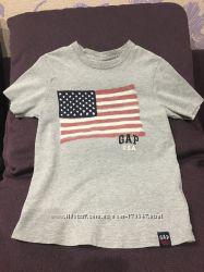 Футболка GapS 6-7лет, на мальчика 12-13 лет