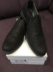 Туфли школьные на подростка , кожа, размер 38