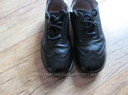 Итальянские кожаные туфельки