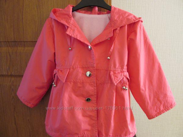 Куртка для принцессы