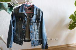 Джинсовая куртка Kiabi