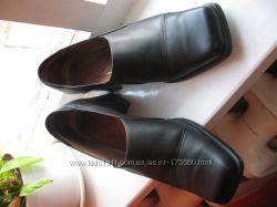 Продам женские туфли 39 размера, кожа, производство Польша