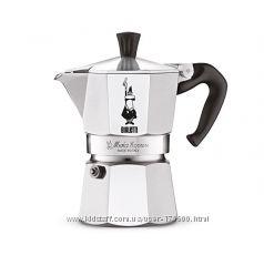 Гейзерная кофеварка Bialetti 4 cups. Оригинал
