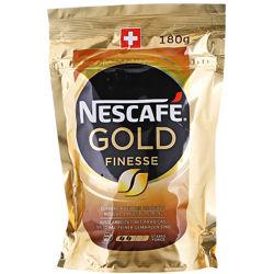 Швейцарский растворимый кофе Nescafe Gold Finesse 180g
