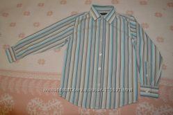 Рубашка M&S на мальчика 5-6 лет
