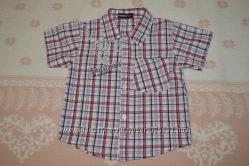 Рубашка на лето мальчику 4-5 лет
