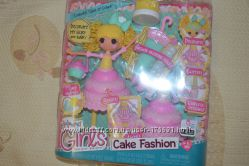 Лалалупси сластена Lalaloopsy Girls Cake Fashion Doll - Candle Slice O&acut
